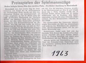 Preisspielen Spielmannszug 1963.jpg