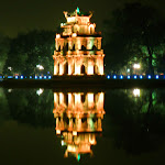 West Lake, Hanoi, Vietnam - A pretty happenin' spot