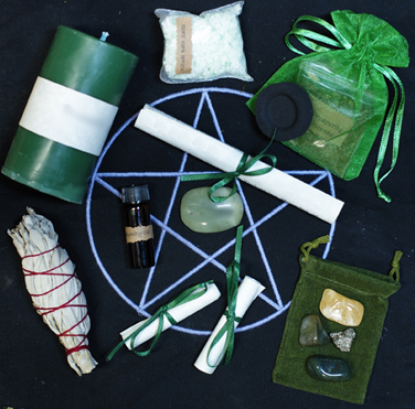 Spell Kit, Candle Magic