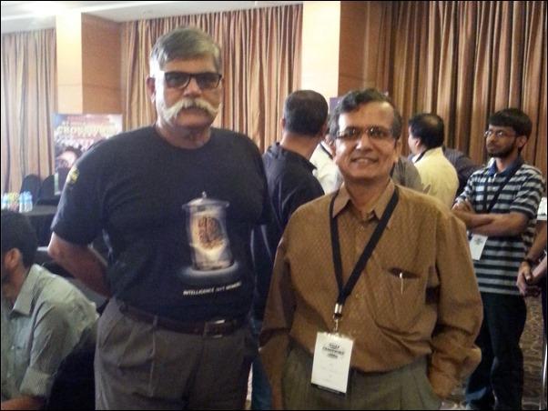 Colonel Gopinath, Ramki Krishnan