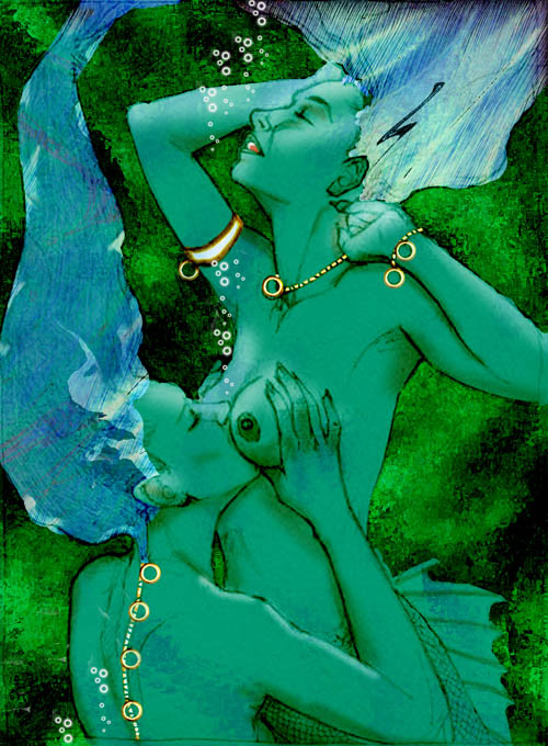 Erotic Mermaid, Undines