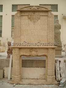 fireplace surround, Fireplaces, Ideas, Interior, light oriental, natural stone, overmantel, Overmantel Surrounds, overmantels, travertine