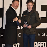 OIC - ENTSIMAGES.COM - Steve (Celtic Warrior) Collins at the  Creed - UK film premiere at the Empire Leicester Sq London 12th January 2016 Photo Mobis Photos/OIC 0203 174 1069
