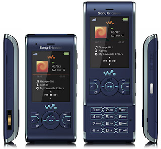 Sony Ericsson W595- which has cool features and reasonable price