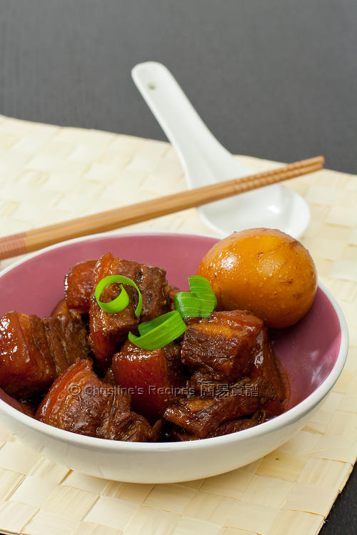 紅燒豬肉Braised Pork Belly01