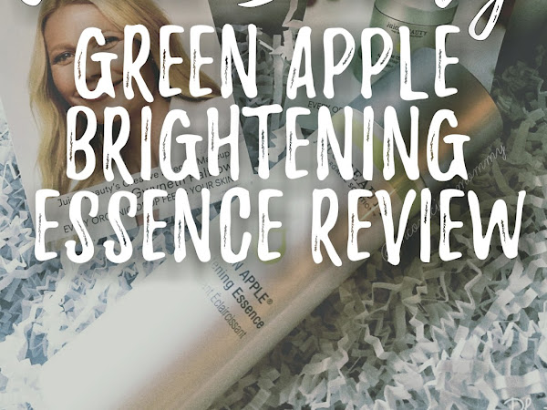 Juice Beauty Green Apple Essence Review