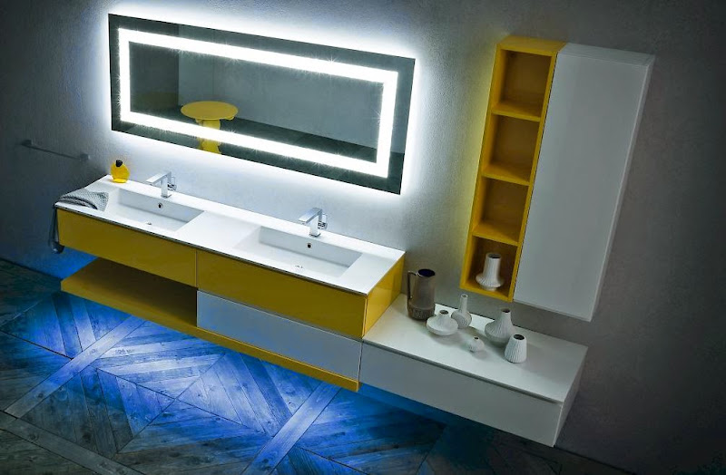 signorini arredamenti mobili per arredo bagno su misura in ... - Arredo Bagno A Bergamo