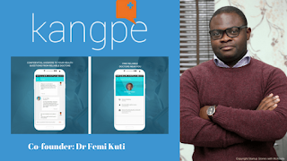 Kangpe Health co-founded by Femi Kuti