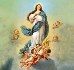 Que Es La Asuncion De La Virgen Maria A Los Cielos Por Que Es