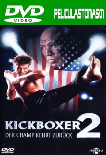 Kickboxer 2 (1991) DVDRip