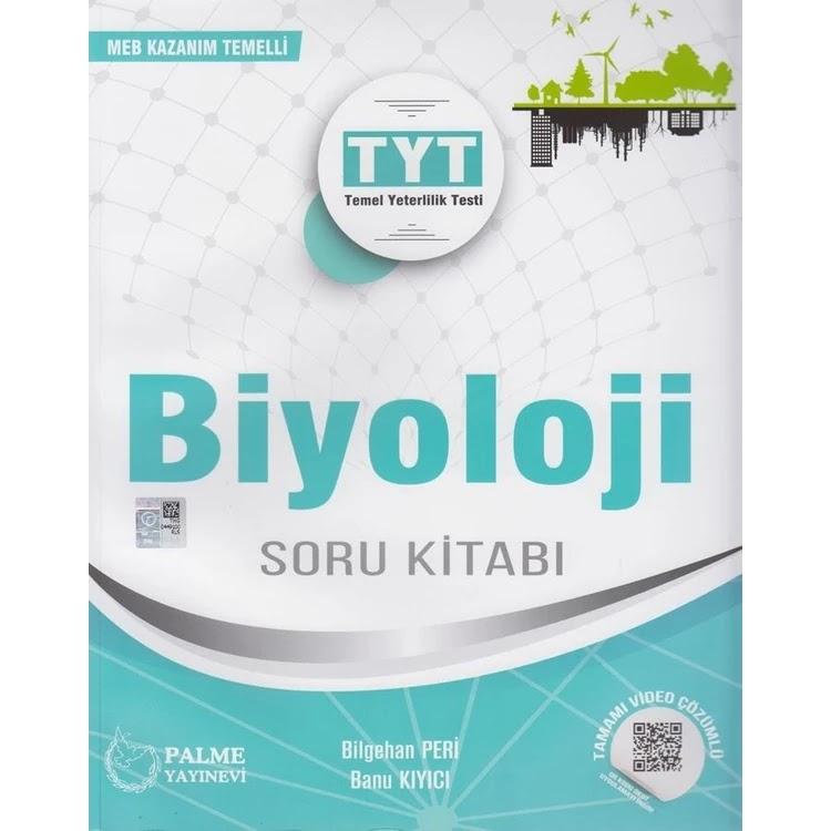 Palme Yayınları - TYT Biyoloji - Soru Bankası