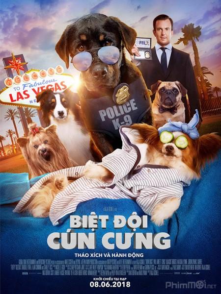 Biệt Đội Cún Cưng - Show Dogs (2018) | HDVietsub