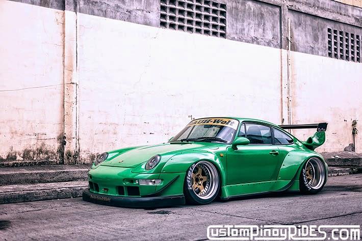 RWB Manila Porsche Menage A Trois Custom Pinoy Rides Car Photography Manila Philippines Philip Aragones pic4