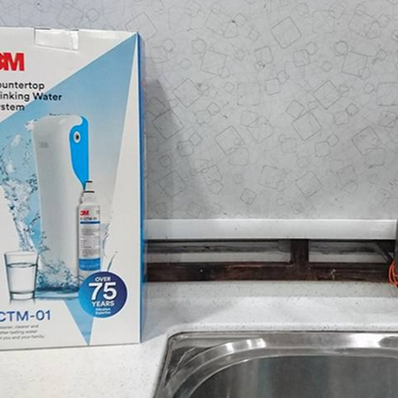 3M Countertop Drinking Water System !