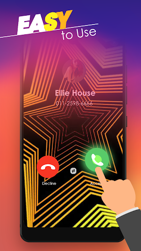 Call Screen Themes - Caller Screen, Color Phone for PC