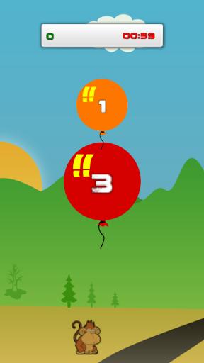 Even Odd Balloons