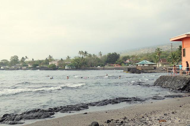 Kahalu'u Beach