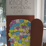 Kinderkirchentag 2017