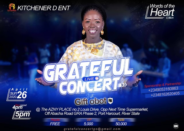 [BangHitz] Grateful Concert 3.0!