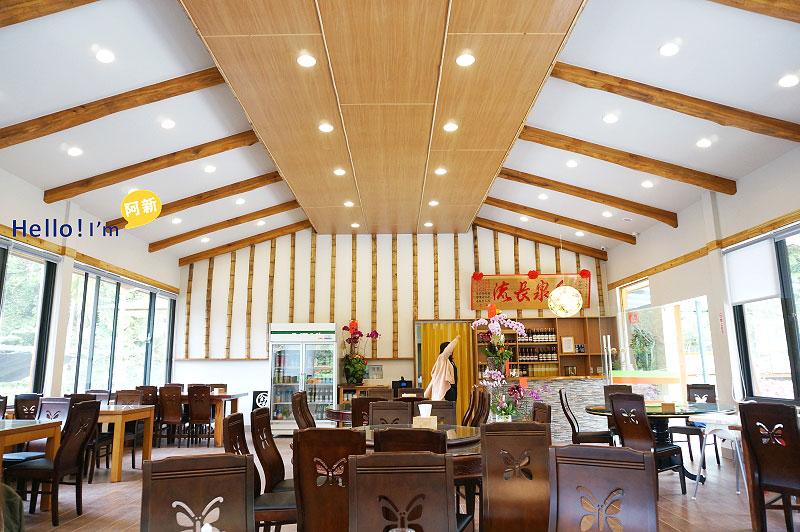 日月潭美食餐廳,金井山泉農莊-1
