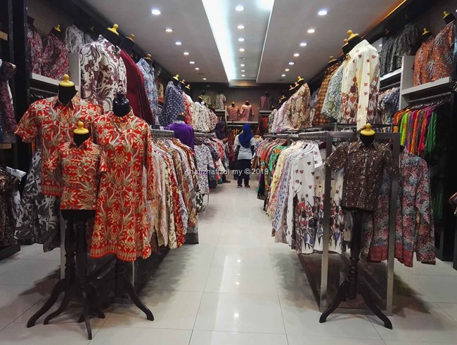 baju batik murah jalan malioboro jogja 2018
