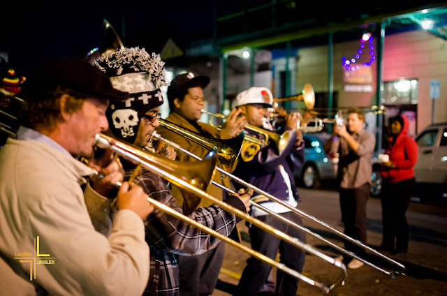 New Orleans, Street Music, Frenchman, Brass Bands
