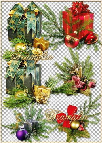 Новогодние подарки - Дед Мороз уже в пути