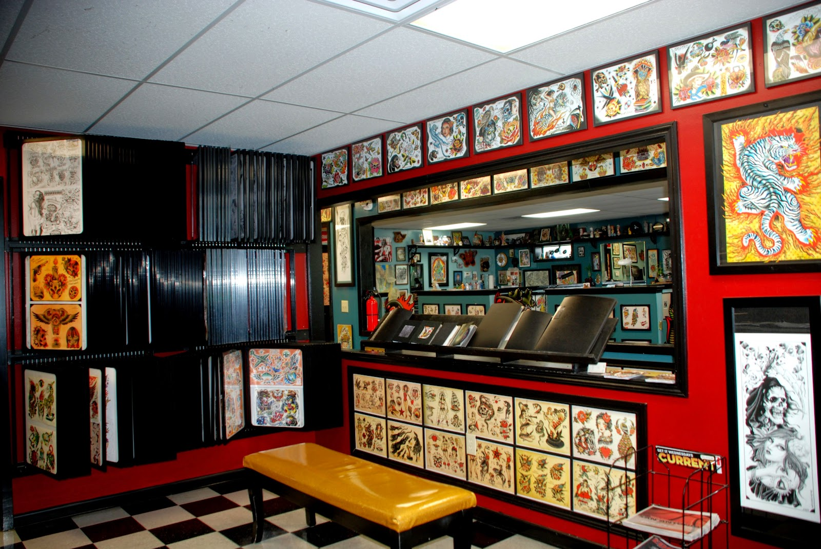 Ancient art tattoo and body piercing studios roanoke va for Tattoo shops roanoke va