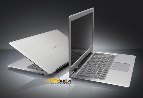 Acer представил на IFA свою версию ультрабука