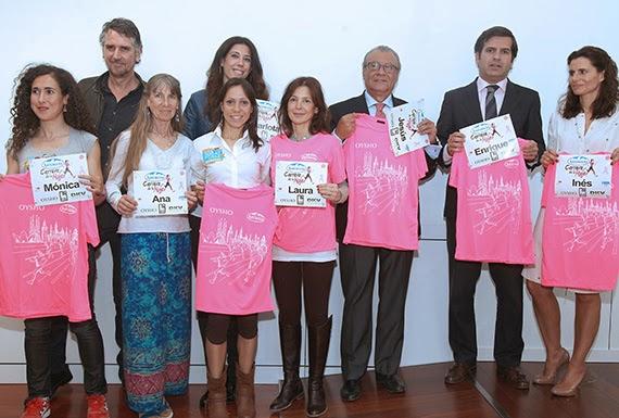 Presentada la XII Carrera de la Mujer, en la que se han inscrito 32.000 mujeres