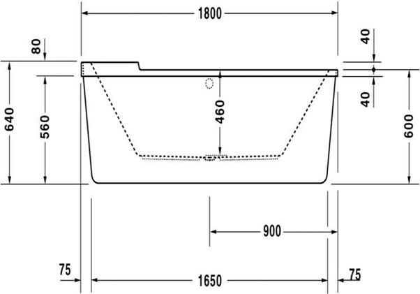 Dimensions Of Bathtub