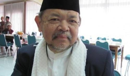 KH. Mustafa Ali Yaqub..Selamat Jalan Kyai..