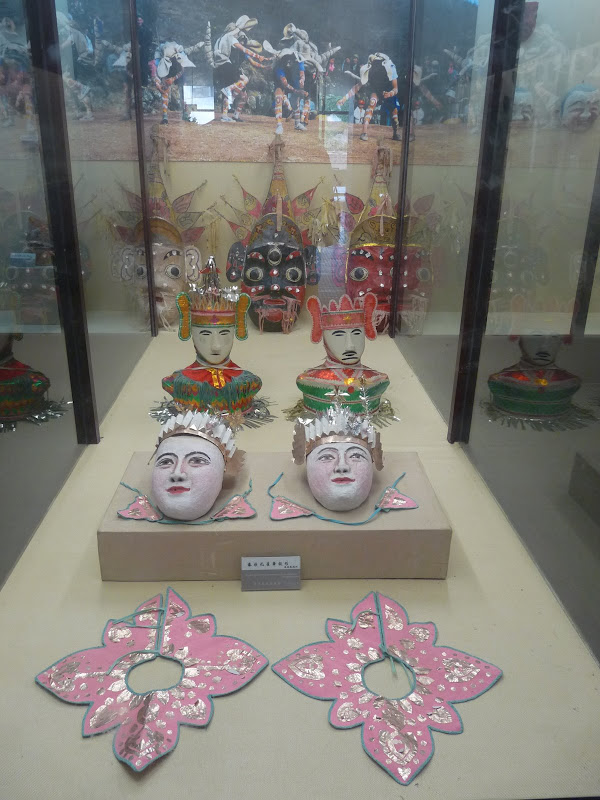 CHINE.YUNNAN.KUN MING Temple, jardin horticole,Musée des minorites - P1270418.JPG