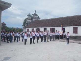 Giáo xứ Yên Bình tổ chức sa mạc huấn luyện 2015