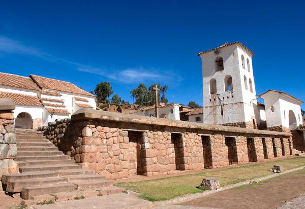 Chinchero en el Valle Sagrado de los Incas