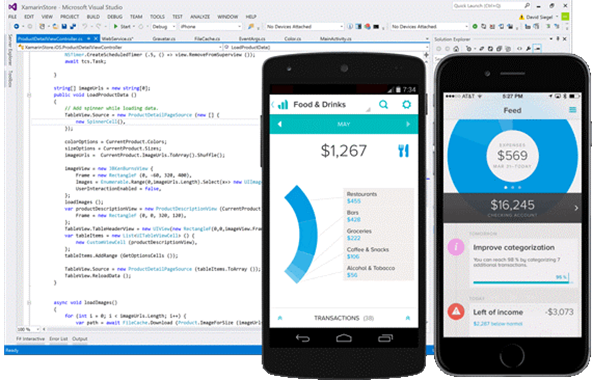 Xamarin-app-developer