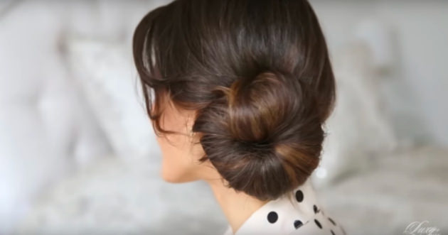 FABULOUS PARTY HAIR STYLES FOR ATTRACTIVE LADIES THROUGH HOLIDAYS 28
