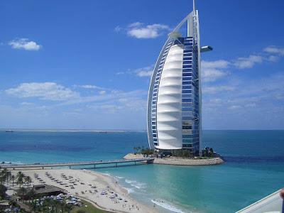 Burj Al Arab Hotel Picture