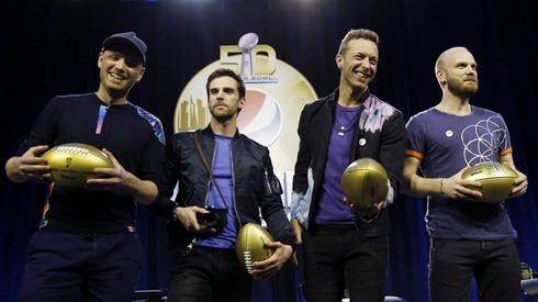 superbowl coldplay 2