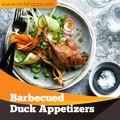 50+ Appetizer Recipes with ingredients and procedure Part.1