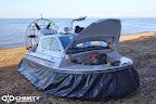 Судно на воздушной подушке Christy 6183 - Ходовые испытания | фото №16