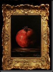framed pom