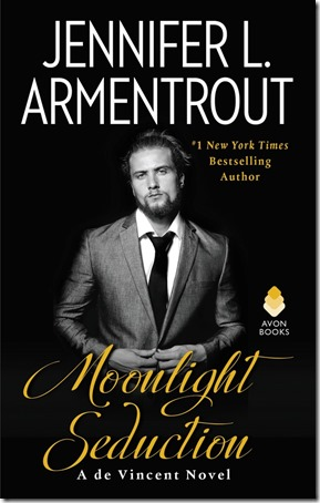 New Release: Moonlight Seduction (de Vincent #2) by Jennifer L. Armentrout