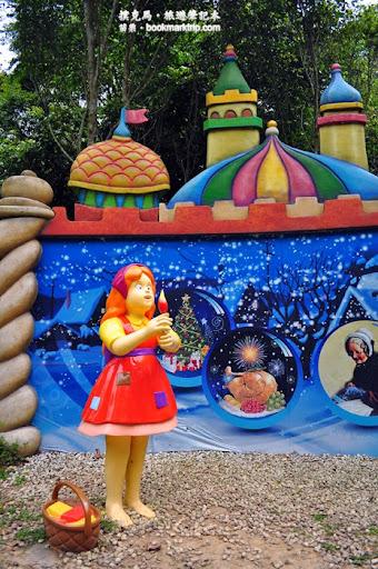 西湖渡假村安徒生童話世界