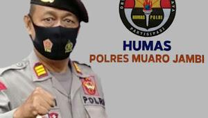Oknum Anggota Polres Muarojambi yang Diduga Menyalahgunakan Narkoba Ternyata Berpangkat Bripka