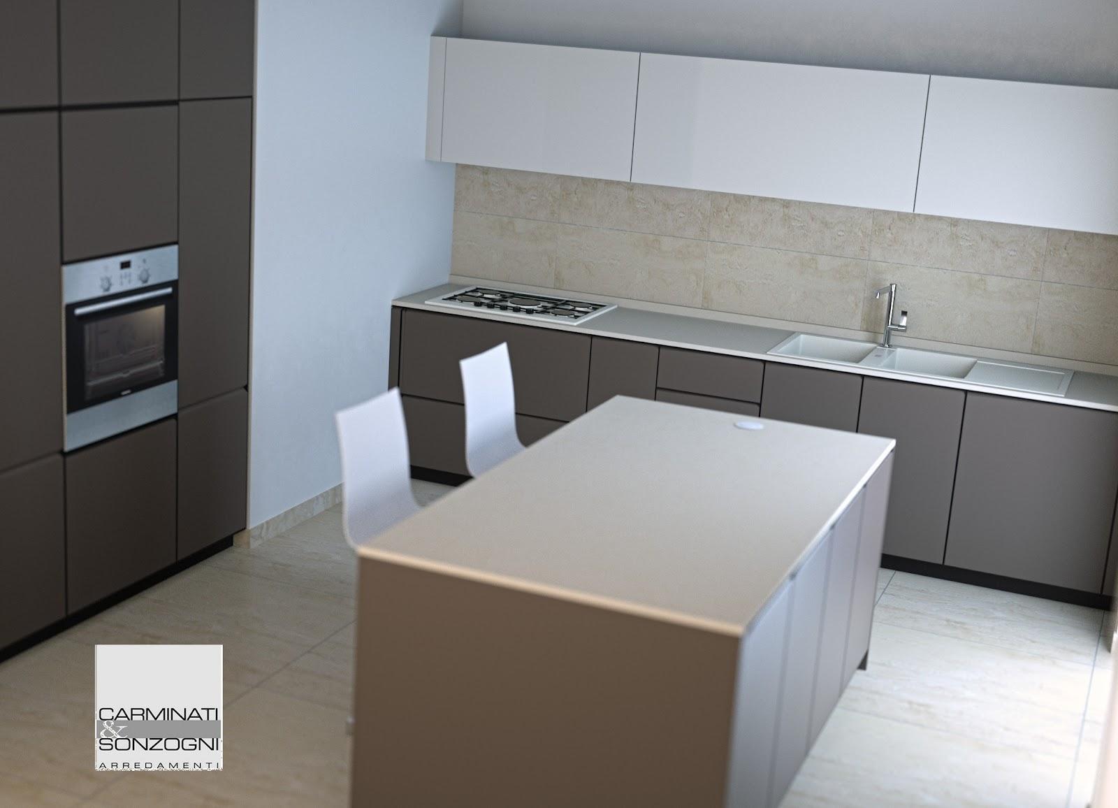 Cucine la casa moderna carminati e sonzognicarminati e sonzogni - Ikea progettazione cucine ...