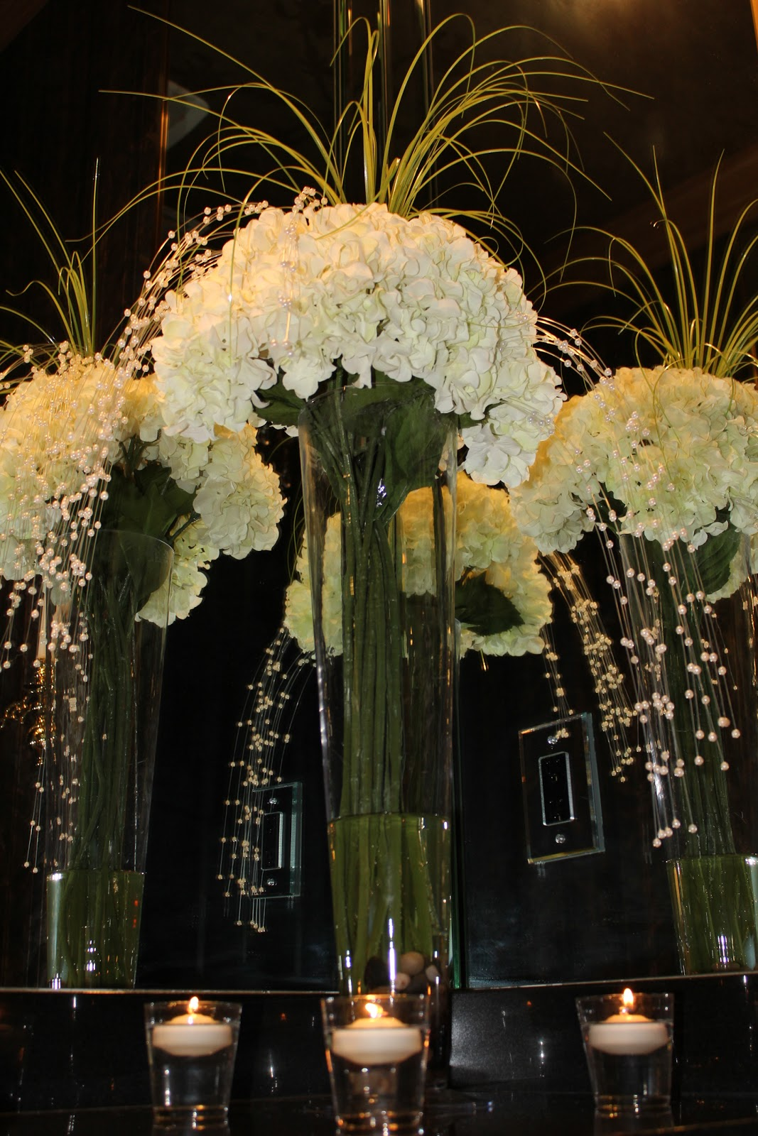 Unique Floral Arrangement Ideas For Events Amp Homes Floral Arrangements That Light Up