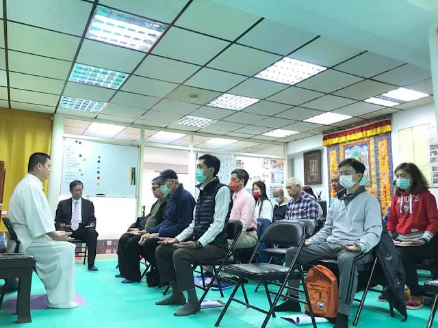 2021/02/19  ◎宇宙大道·萬真玄功◎  班別:台北研習一班