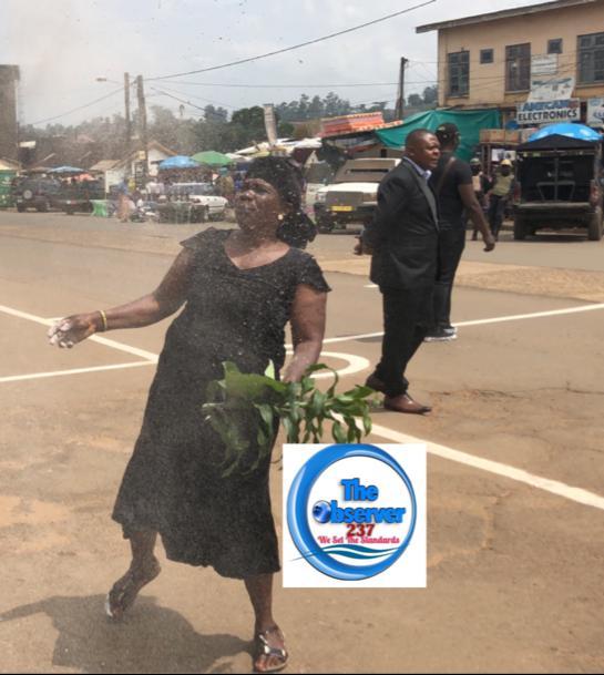 Bamenda Blows Wood ash cursing preparators of Kumba Massacre
