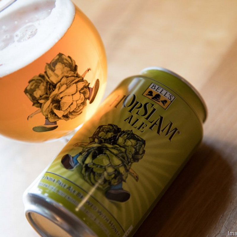 Bell's Hopslam Coming 1/3 - State-By-State Shipping Info
